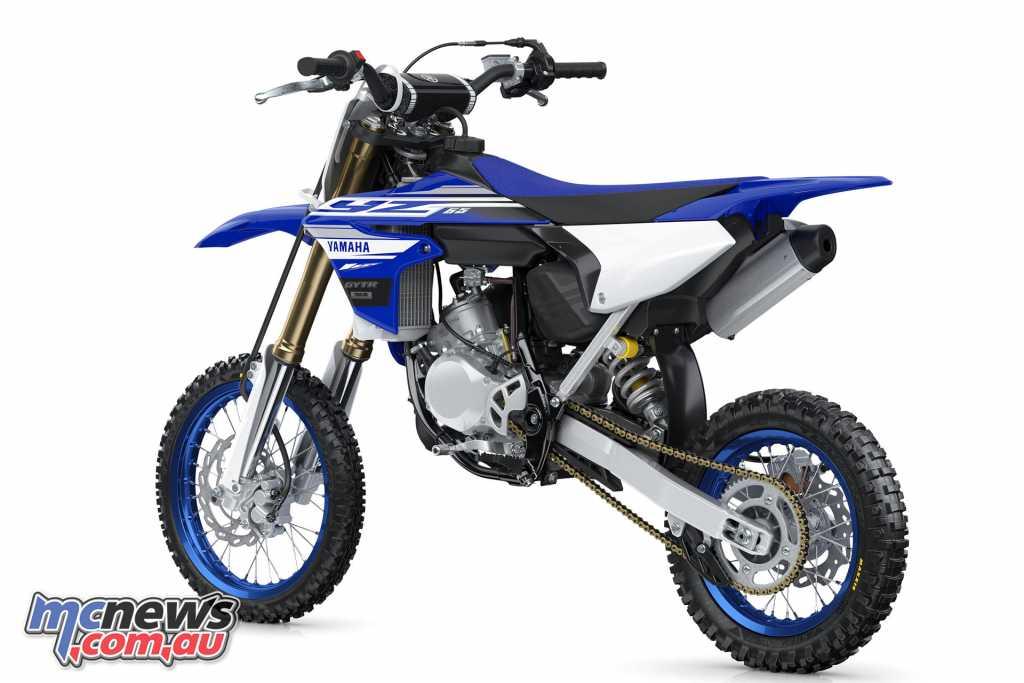 2018 Yamaha YZ65