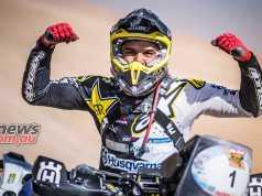 Chile's Pablo Quintanilla winsAbu Dhabi Desert Challenge