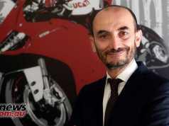 Claudio Domenicali, CEO of Ducati Motor Holding