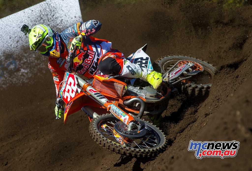 MXGP 2018 - Round One - Patagonia - Antonio Cairoli