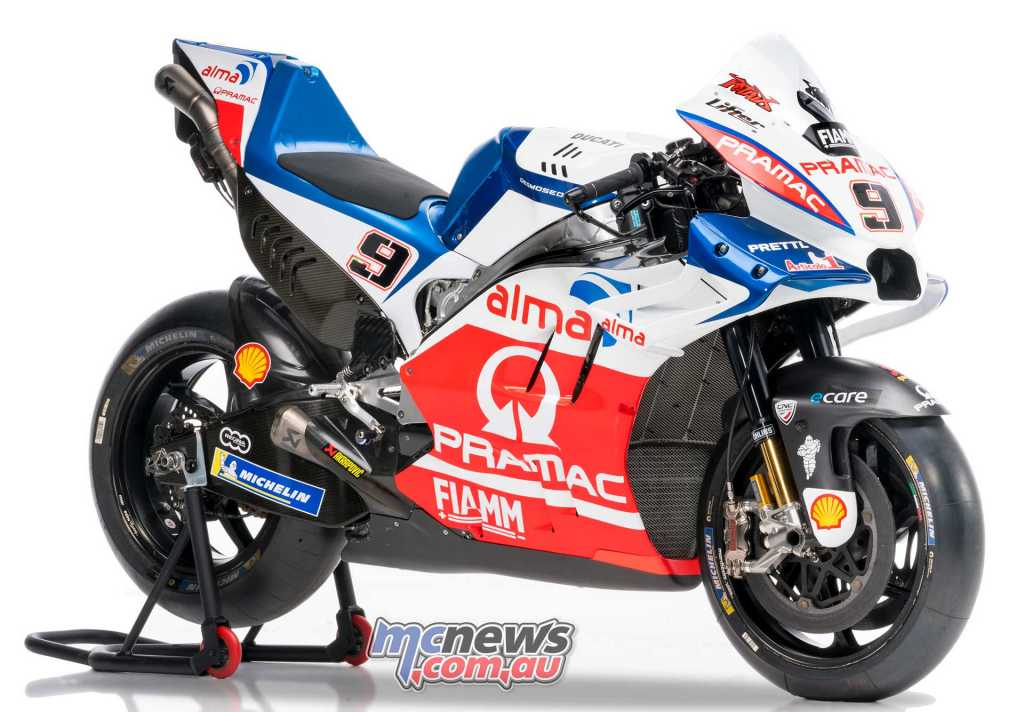 Alma Pramac Racing Ducati 2018 - Danilo Petrucci