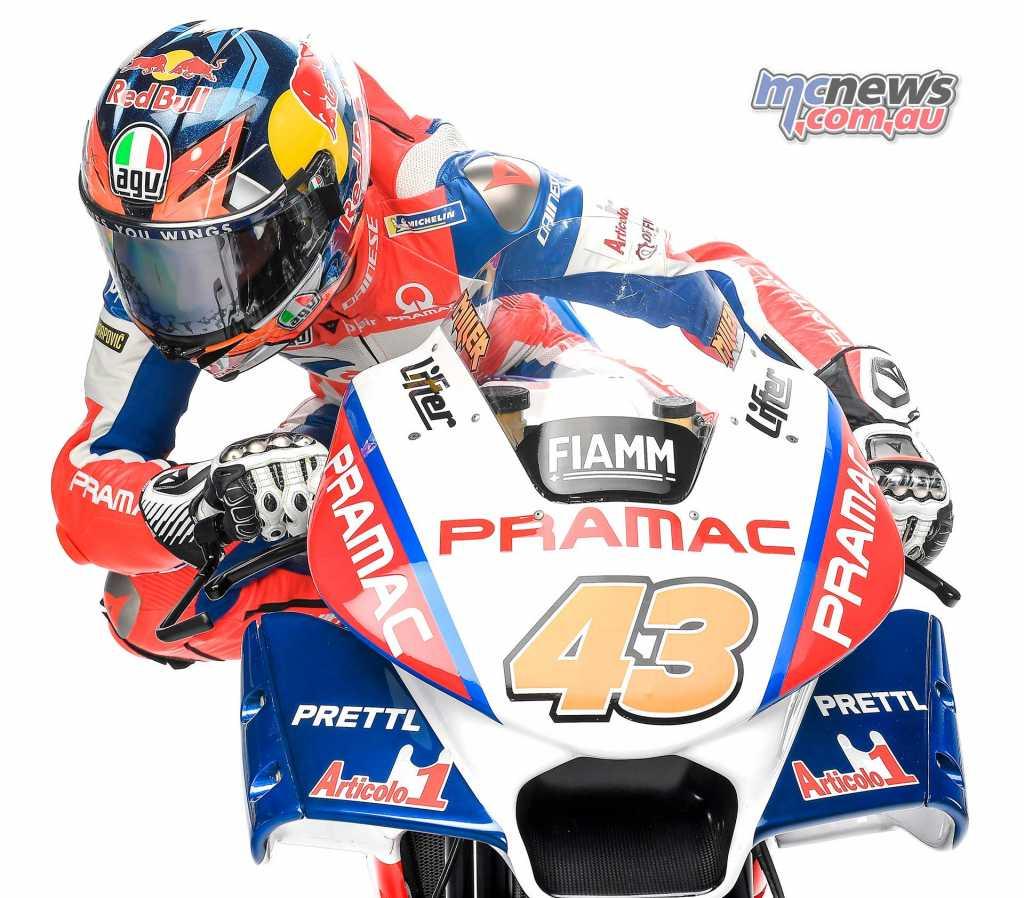 Alma Pramac Racing Ducati 2018 - Jack Miller