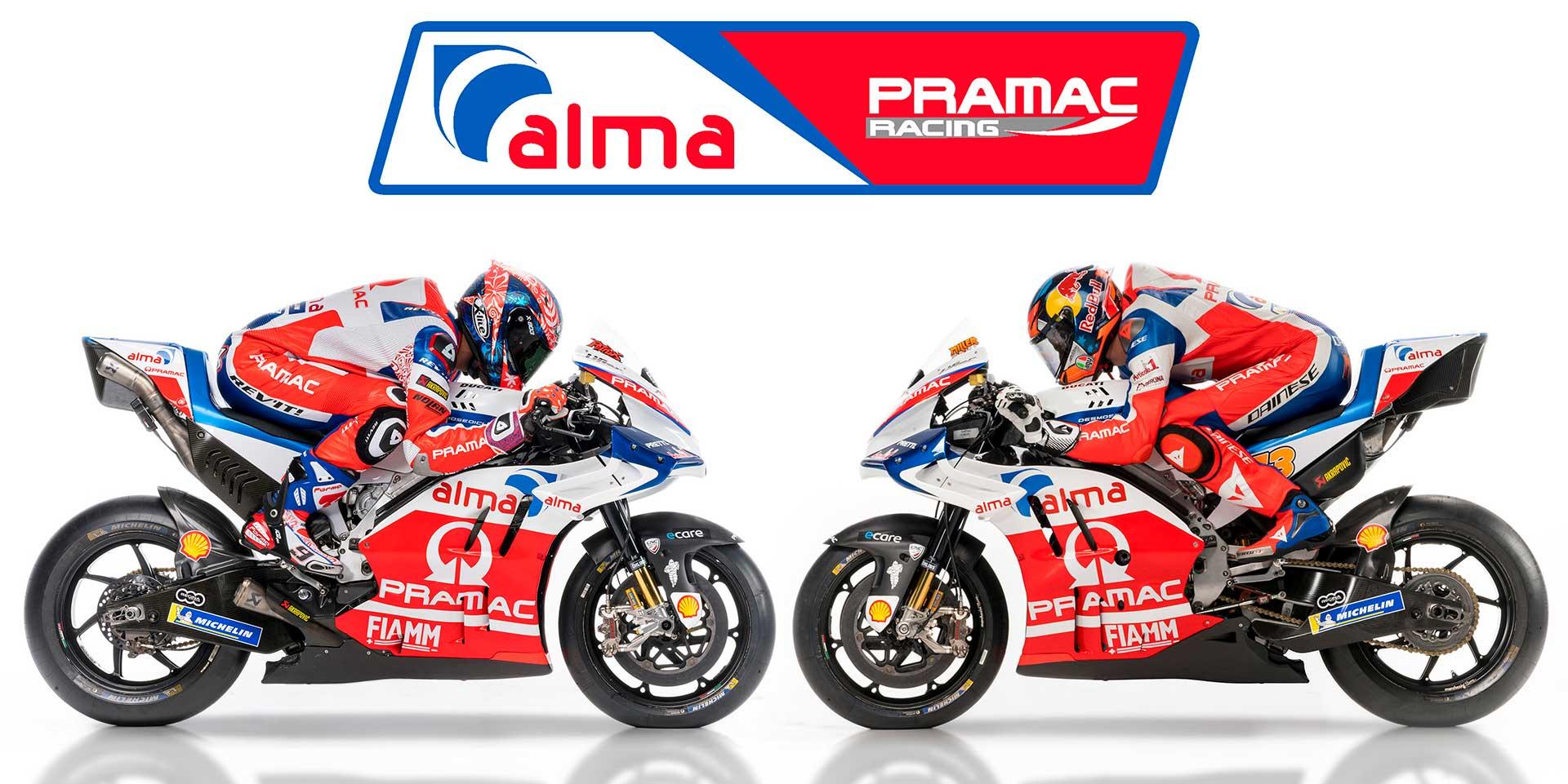 Jack Miller and Pramac Ducati ready for MotoGP 2018 | MCNews.com.au