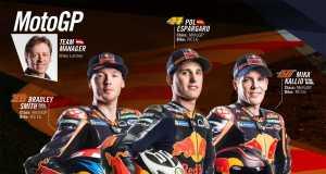 KTM ready for second year of MotoGP program