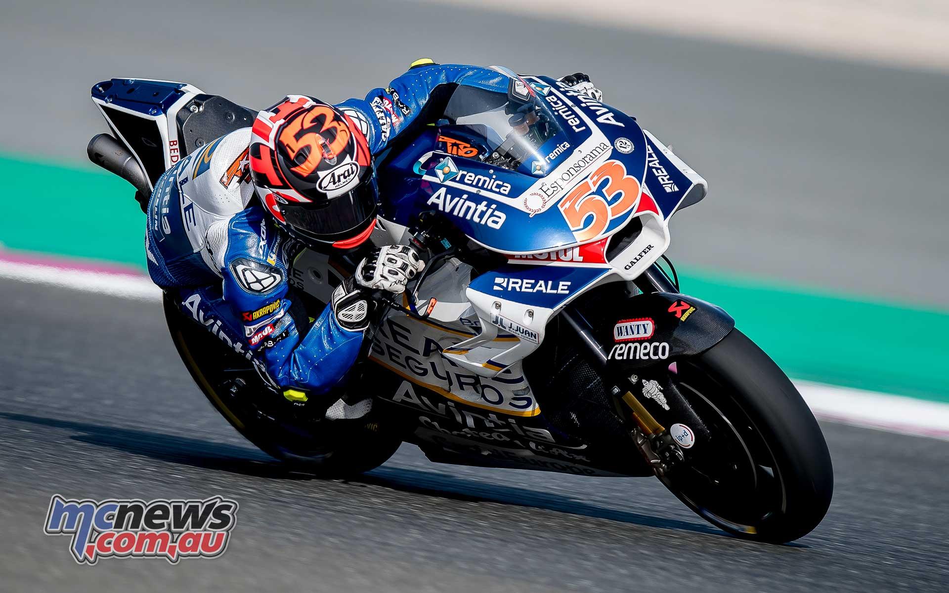 MotoGP riders reflect on opening day of #QatarTest | MCNews.com.au