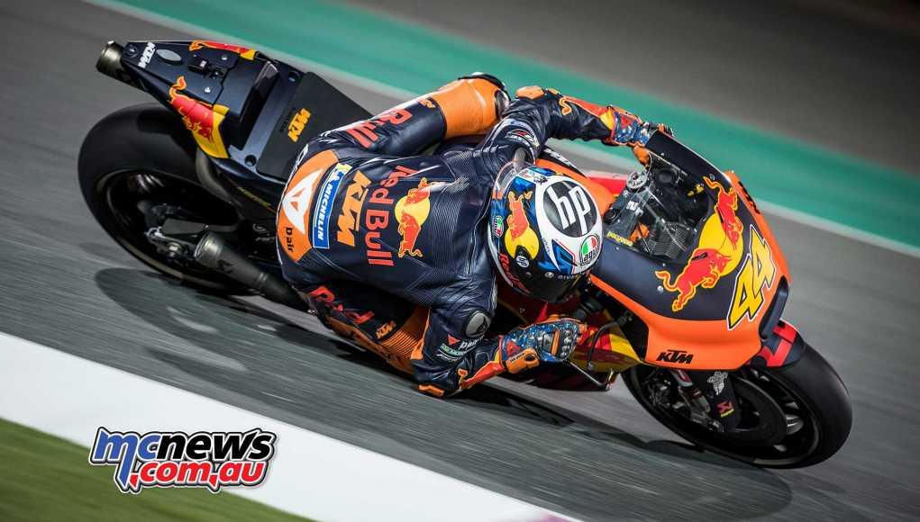 Pol Espargaro and KTM together until 2020