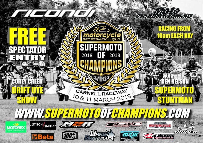 Supermoto of Champions