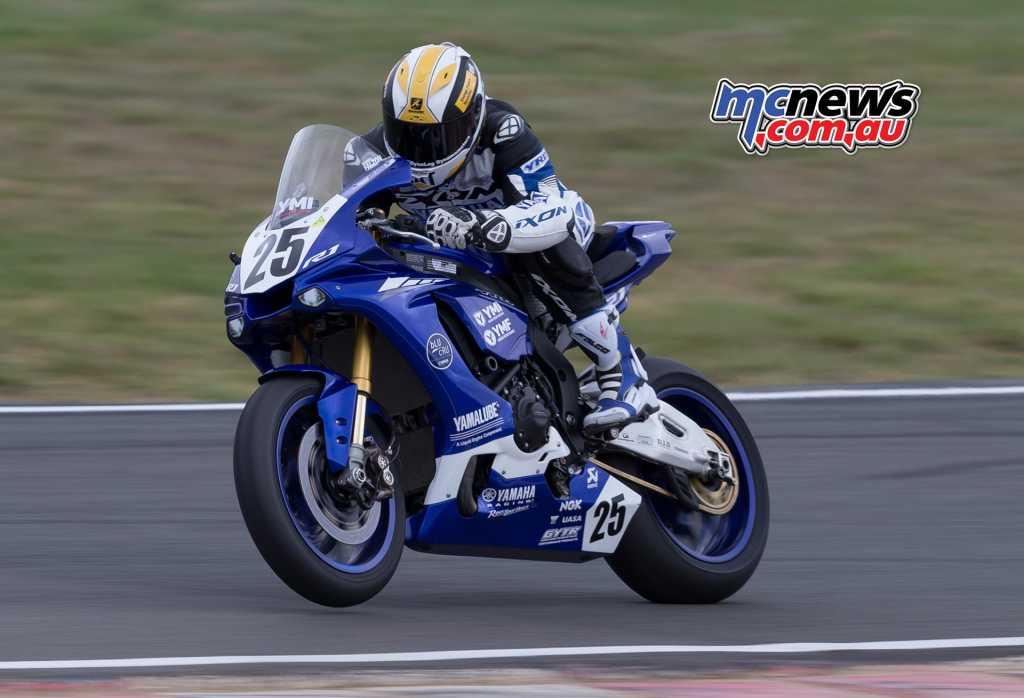 Daniel Falzon - Image by TBG Sport