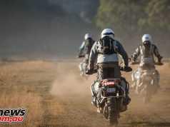 BMW's highly popular GS Safari explored the Australian High Country