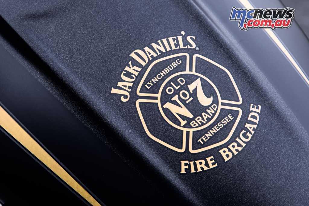 Jack Daniel's Limited Edition Indian ScoutBobber