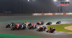 MotoGP commences the 2018 season at Qatar
