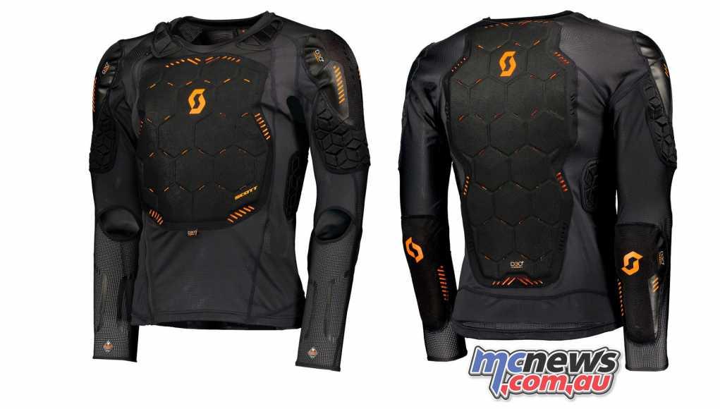 The Scott Softcon 2 'Armour Jacket'