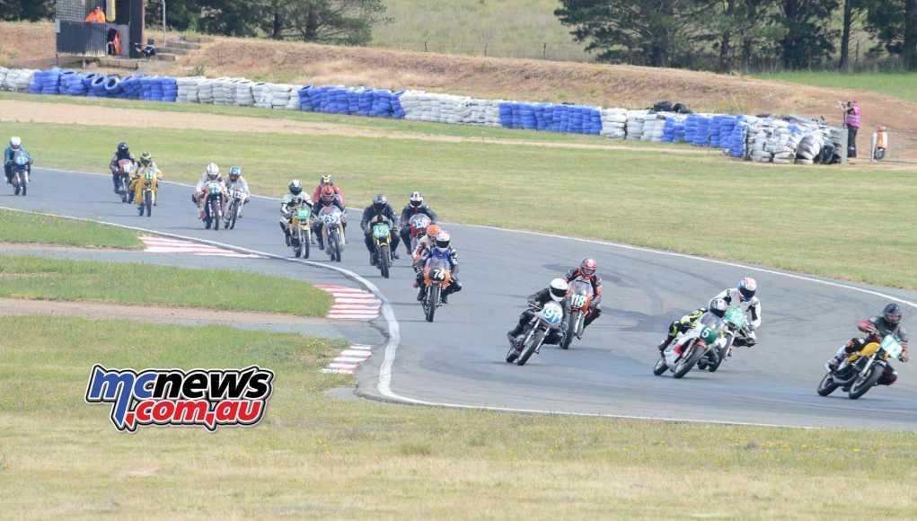 In 2019 the Australian Historic Road Racing Championship will visit Western Australia