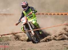 Daniel Milner leads 2018 A4DE at halfway mark