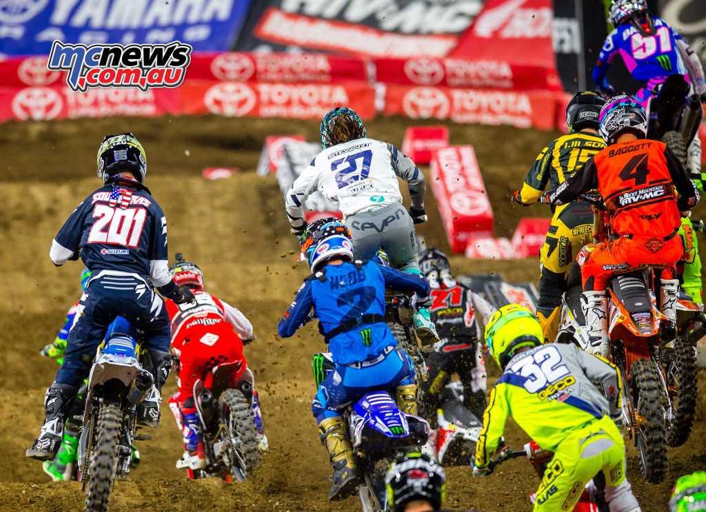 AMA Supercross 2018 - Round 14 - Minneapolis