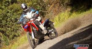 Honda's 2018 CRF250L Rally