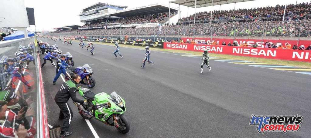 24 Hours of Le Mans Moto is back April 21-22