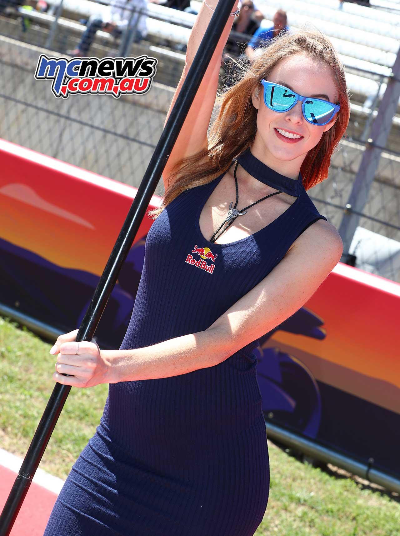 2018 COTA MotoGP Images | Grid Girls | MCNews.com.au