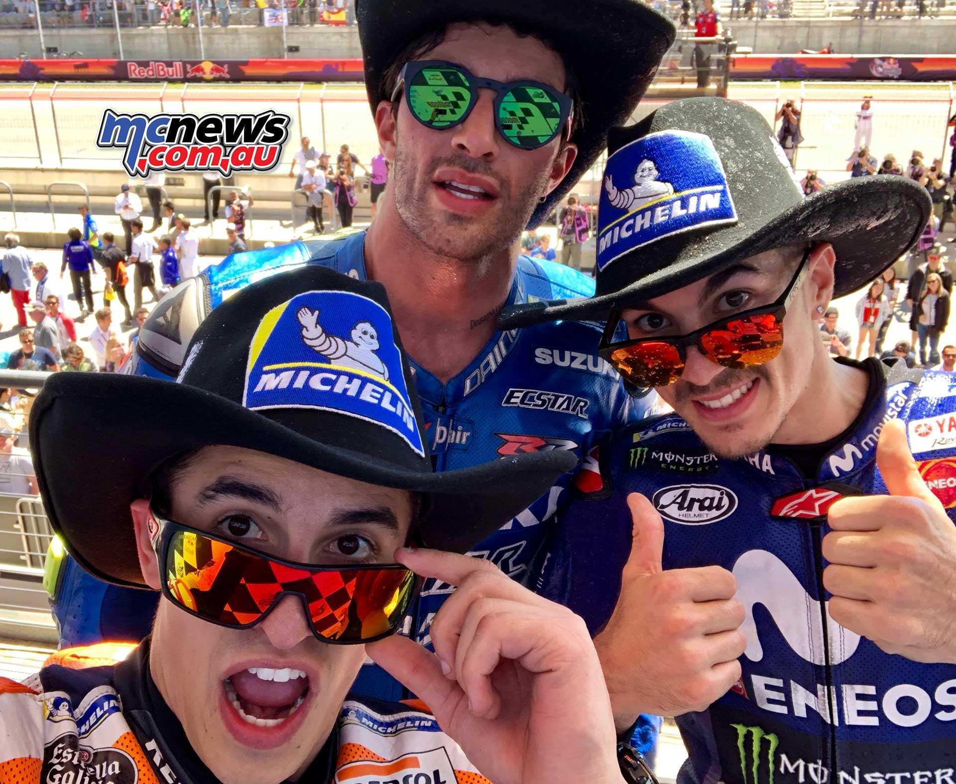 MotoGP: Marquez won the home race in Spain