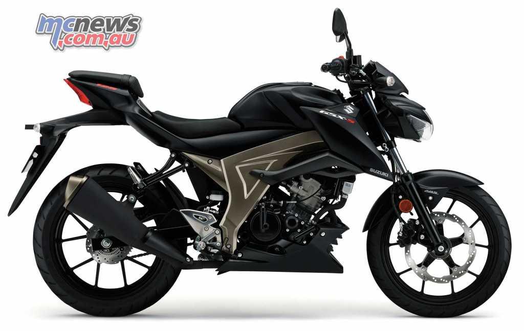 2018 Suzuki GSX-S125