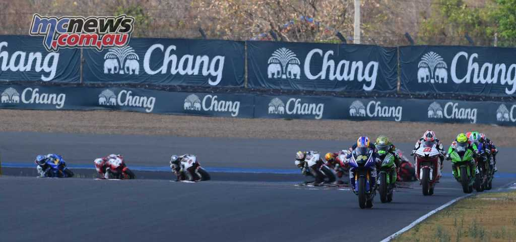 FIM Asia Road Racing Championship (ARRC) Supersport