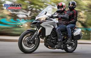Ducati ARAS (Advanced Rider Assistance Systems)
