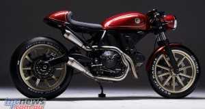 "Best Dealer: ""ESG Rumble 400"", entered by Ducati Poland"