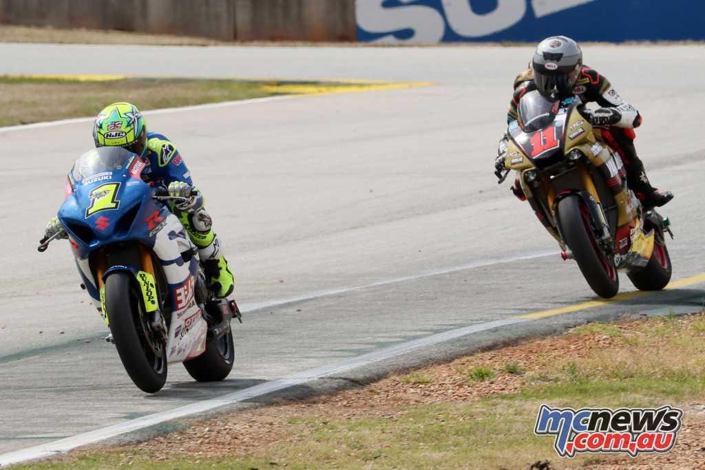 Toni Elias dominated the Atlanta MotoAmerica opening round