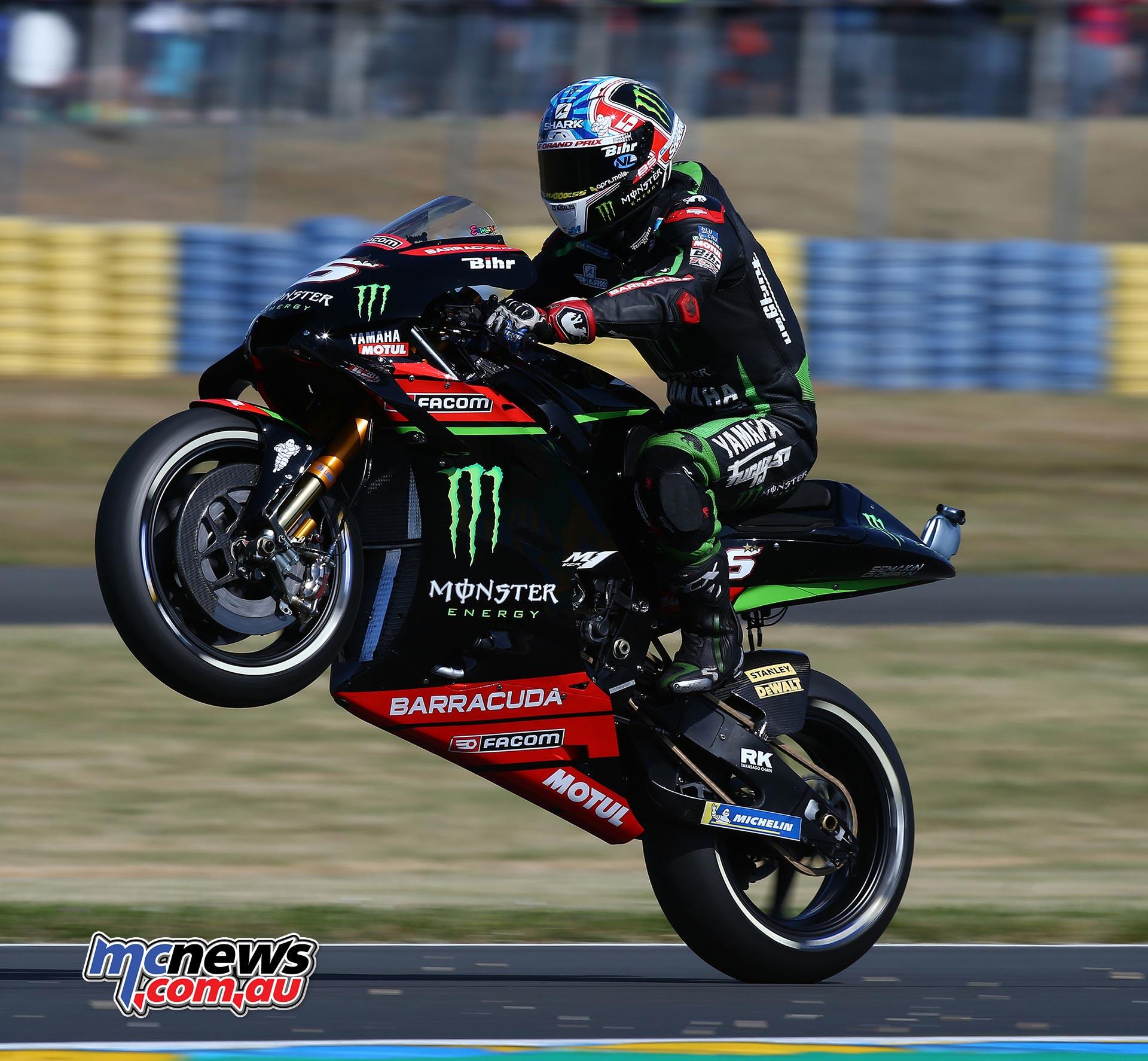Motogp 2018: 2018 Le Mans MotoGP Images