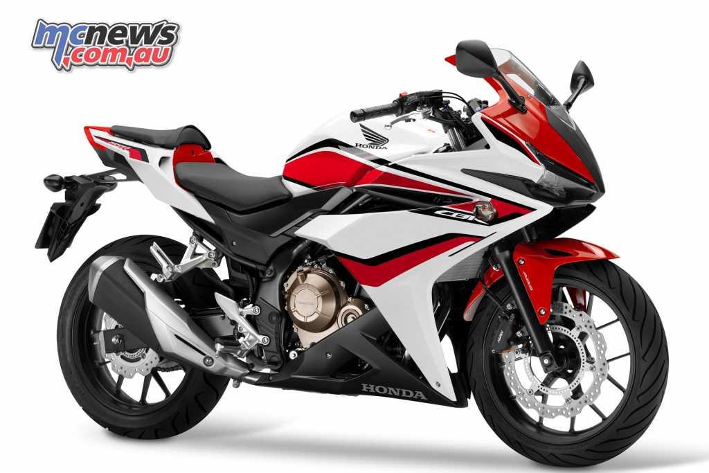 Honda's CBR500R