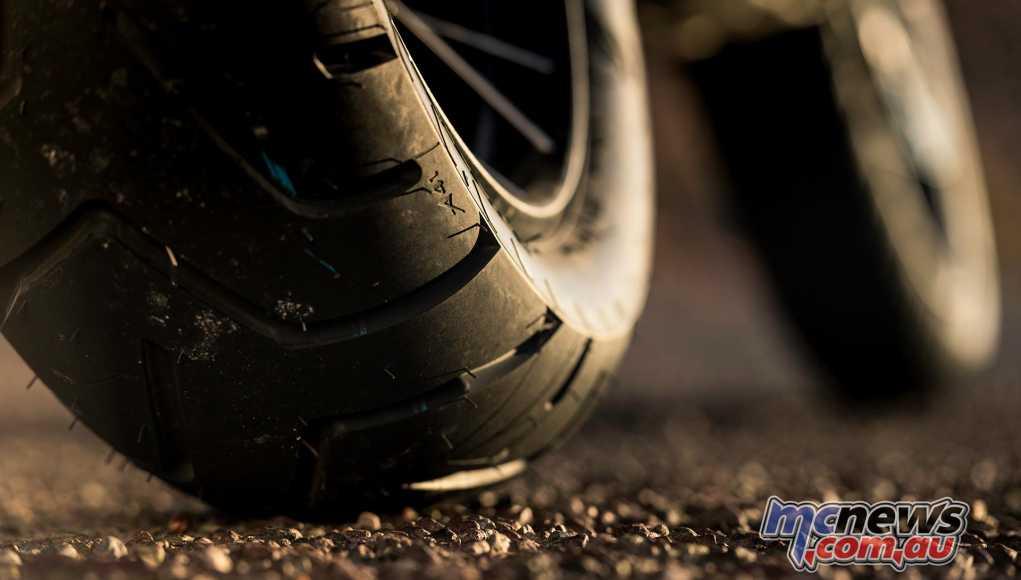 Bridgestone A41 Adventure Motorcycle Tyres