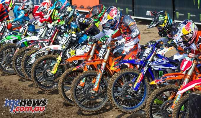 Jorge Prado - MX2 Start - Image by Ray Archer