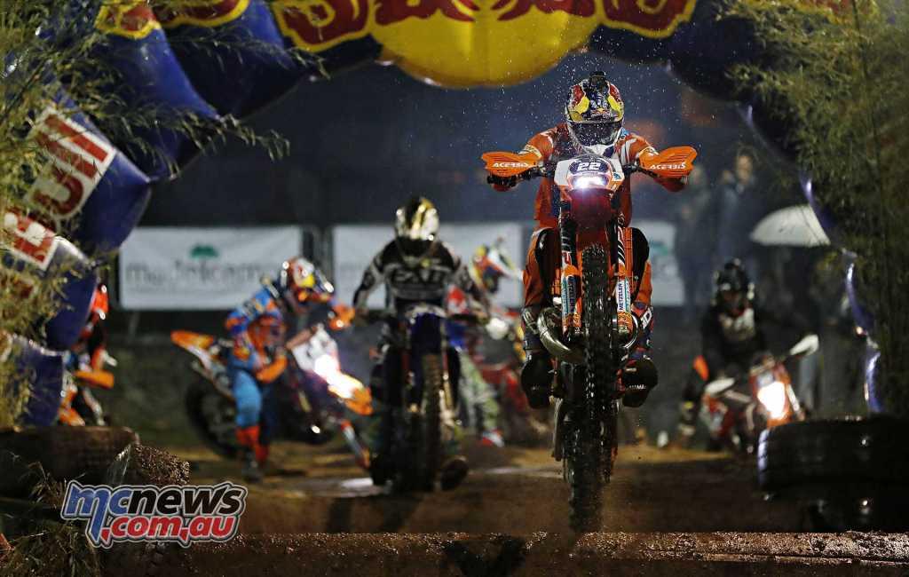 World Enduro Super Series - Round One - Extreme XL Lagares in Portugal - Endurocross - Jonny Walker