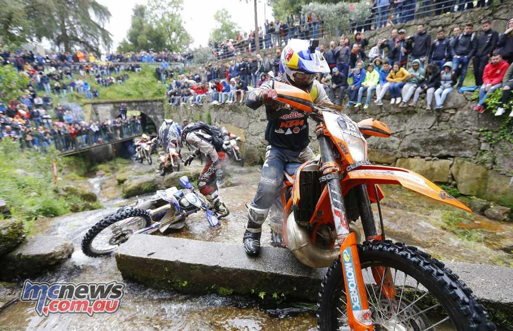 World Enduro Super Series - Round One - Extreme XL Lagares in Portugal - Manuel Lettenbichler