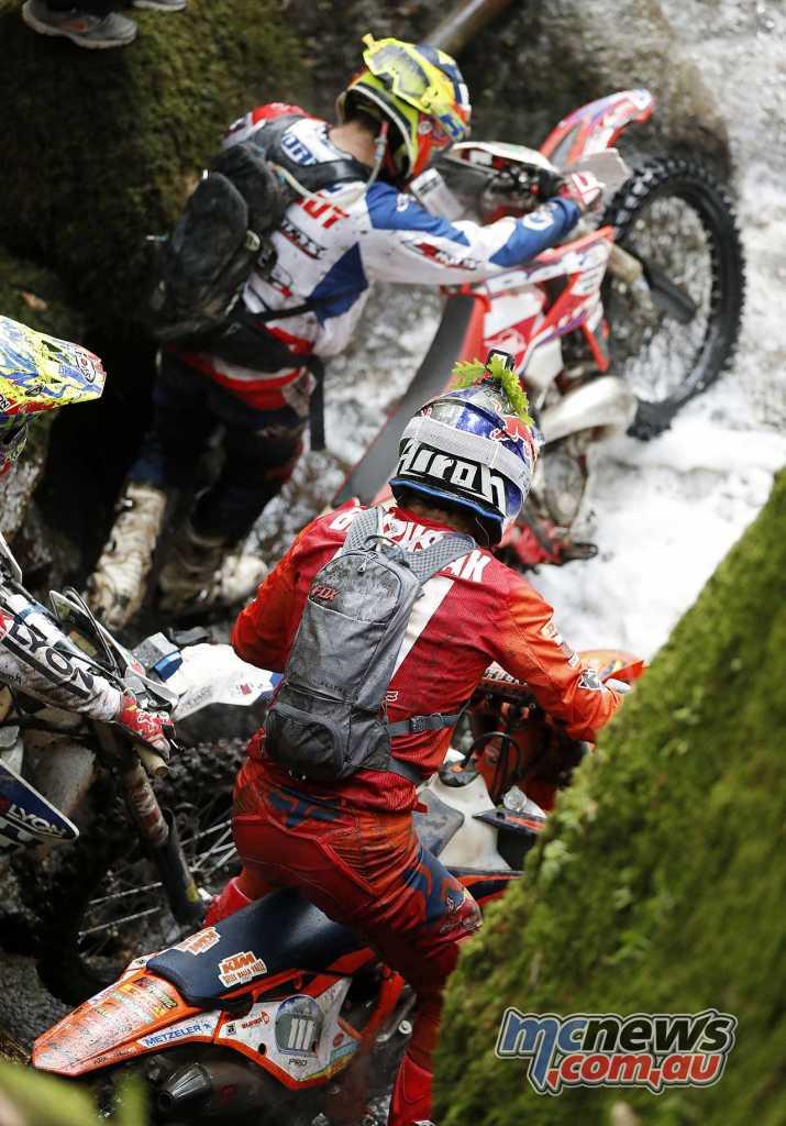 World Enduro Super Series - Round One - Extreme XL Lagares in Portugal - Taddy Blazusiak