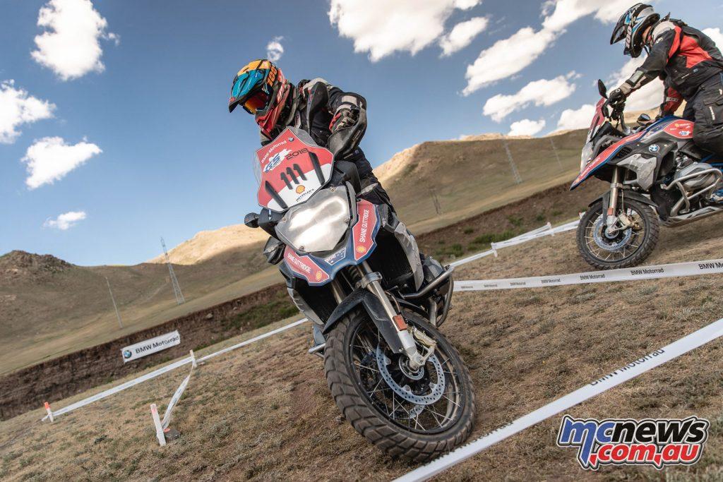 BMW International GS Trophy Mongolia 2018