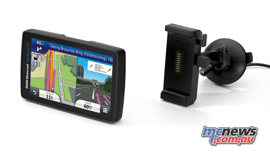 BMW Motorrad introduce their digital accessories range