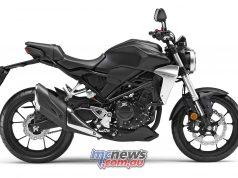 Honda CBR Grey Metallic