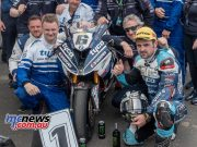 Michael Dunlop wins 2018 RST Superbike TT
