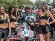 Michael Dunlop wins Supersport Race One - TT 2018