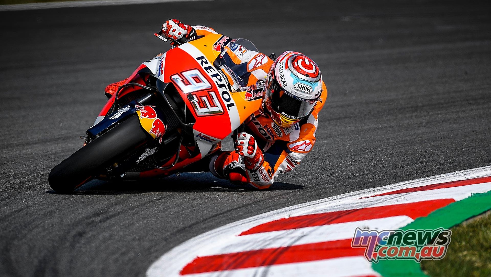 Jorge Lorenzo to start from pole at Catalunya MotoGP   MCNews.com.au