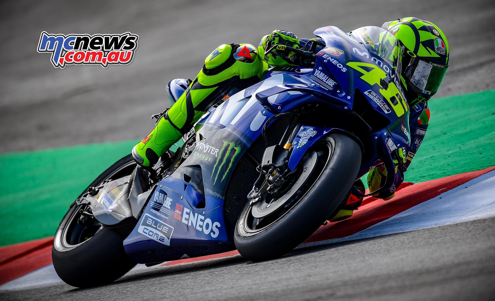 Monster Energy to sponsor Factory Yamaha MotoGP Team | MCNews.com.au