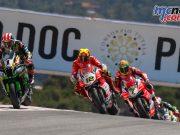WSBK Laguna Seca Race Jonathan Rea