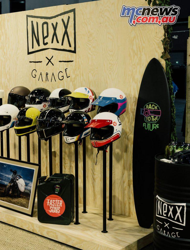 Wheels Waves Nexx Garage