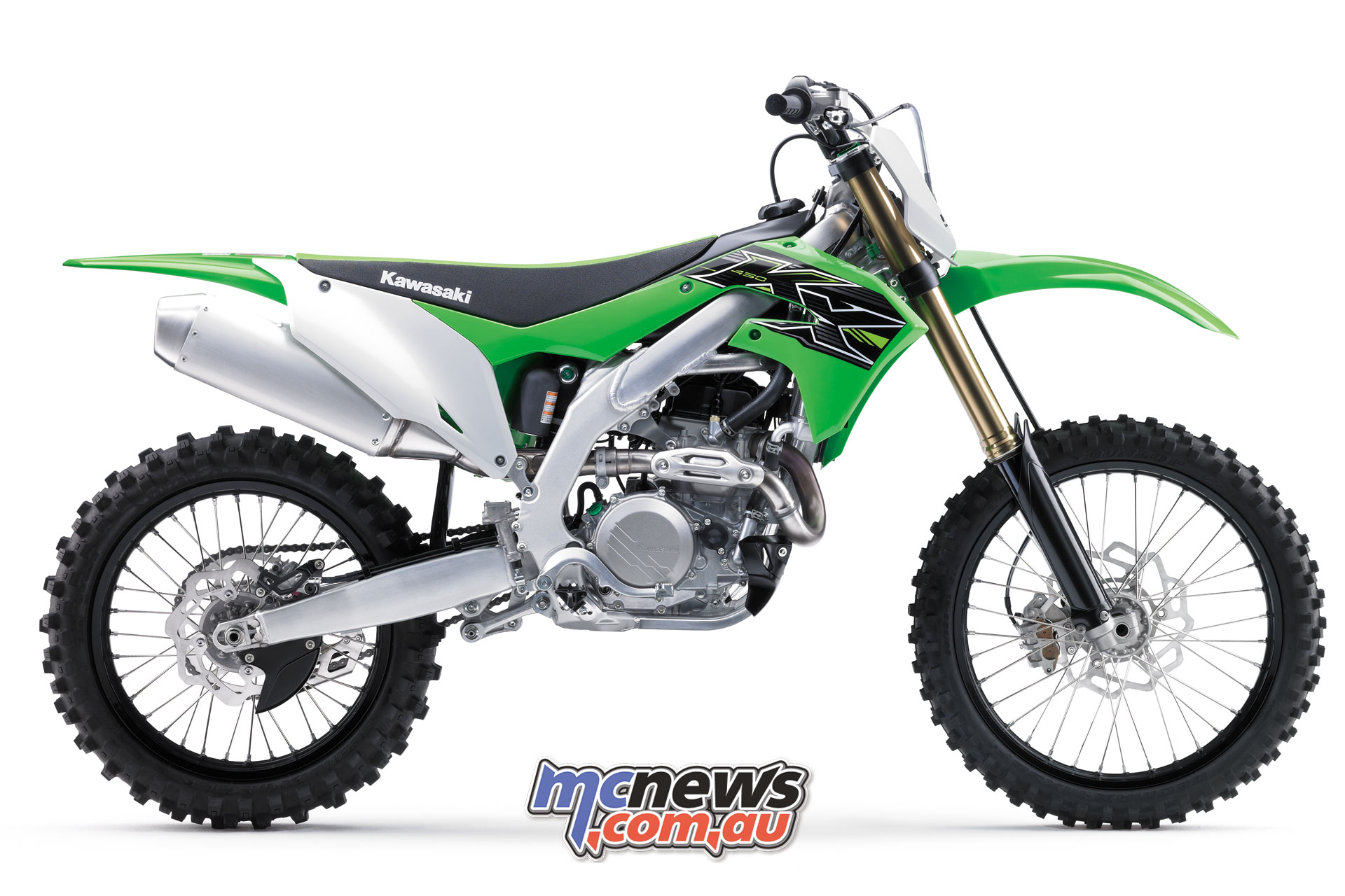 Kawasaki Kxf Review