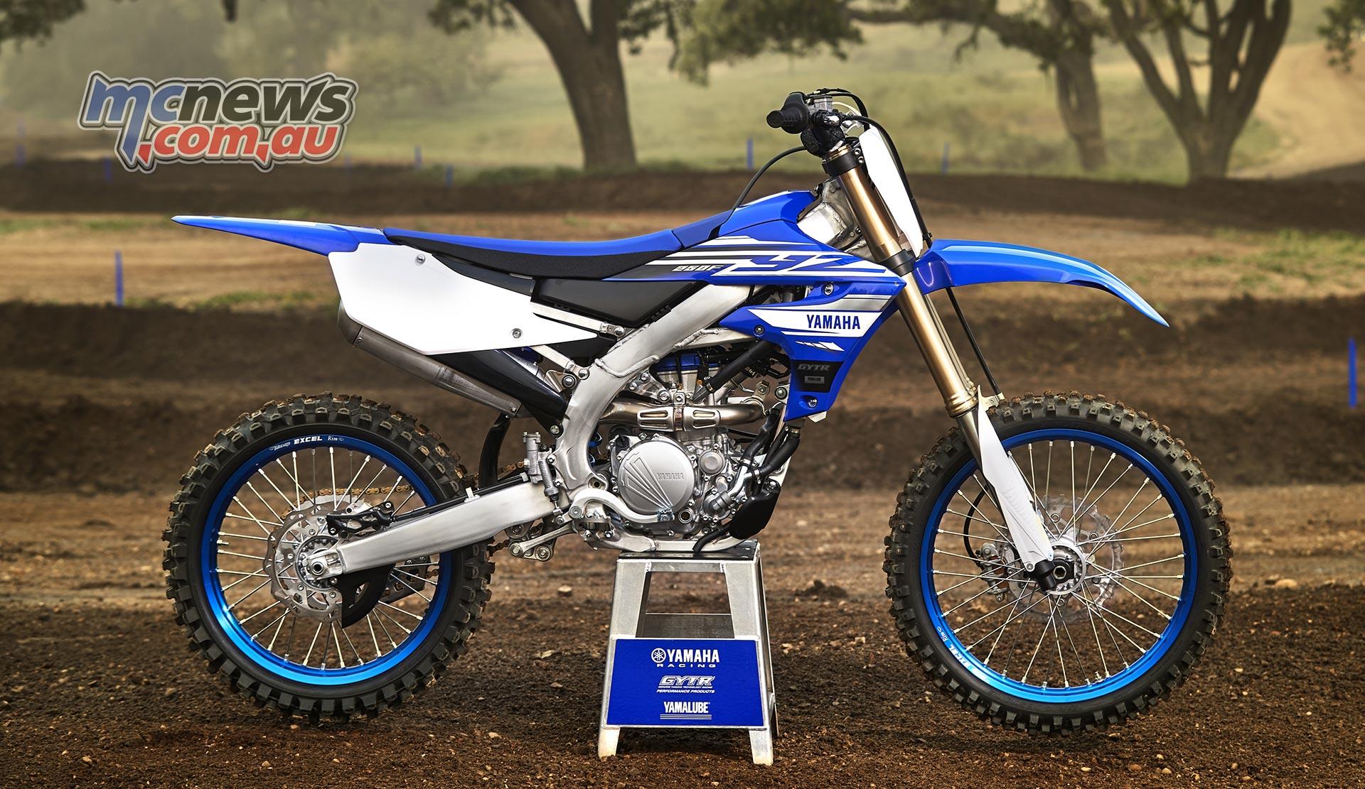 Yz 250 2019 >> 2019 YZ250F | New Engine | New Frame | $11,399 | MCNews.com.au