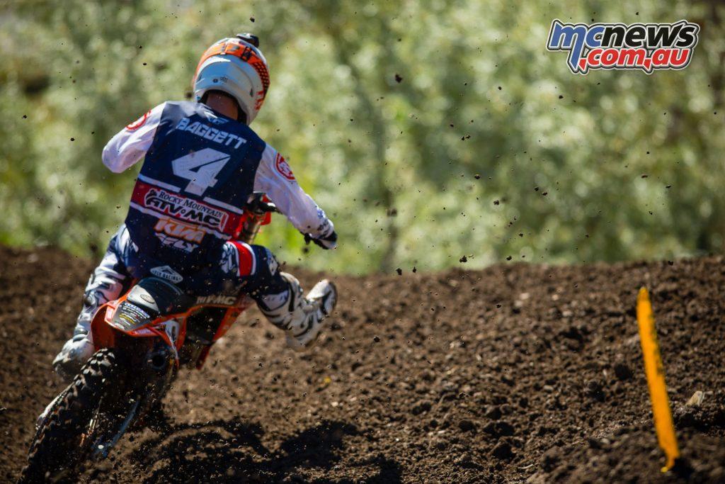 2018 Pro Motocross Championship - Round 3 Lakewood - Blake Baggett