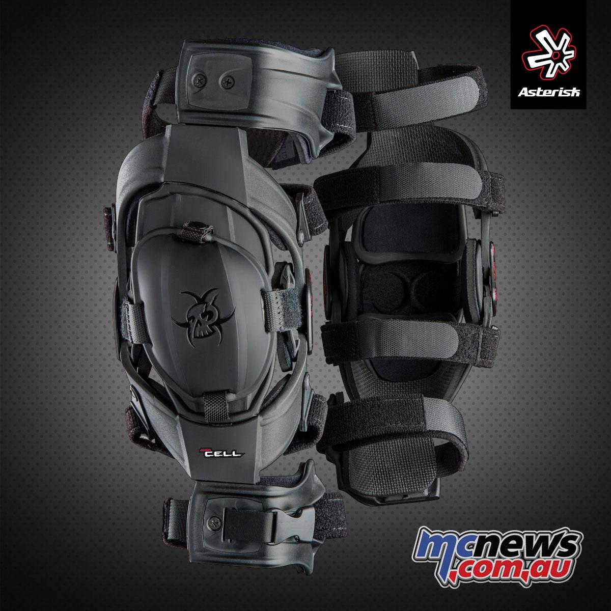 Asterisk Knee Braces designed for Juniors   $499.95