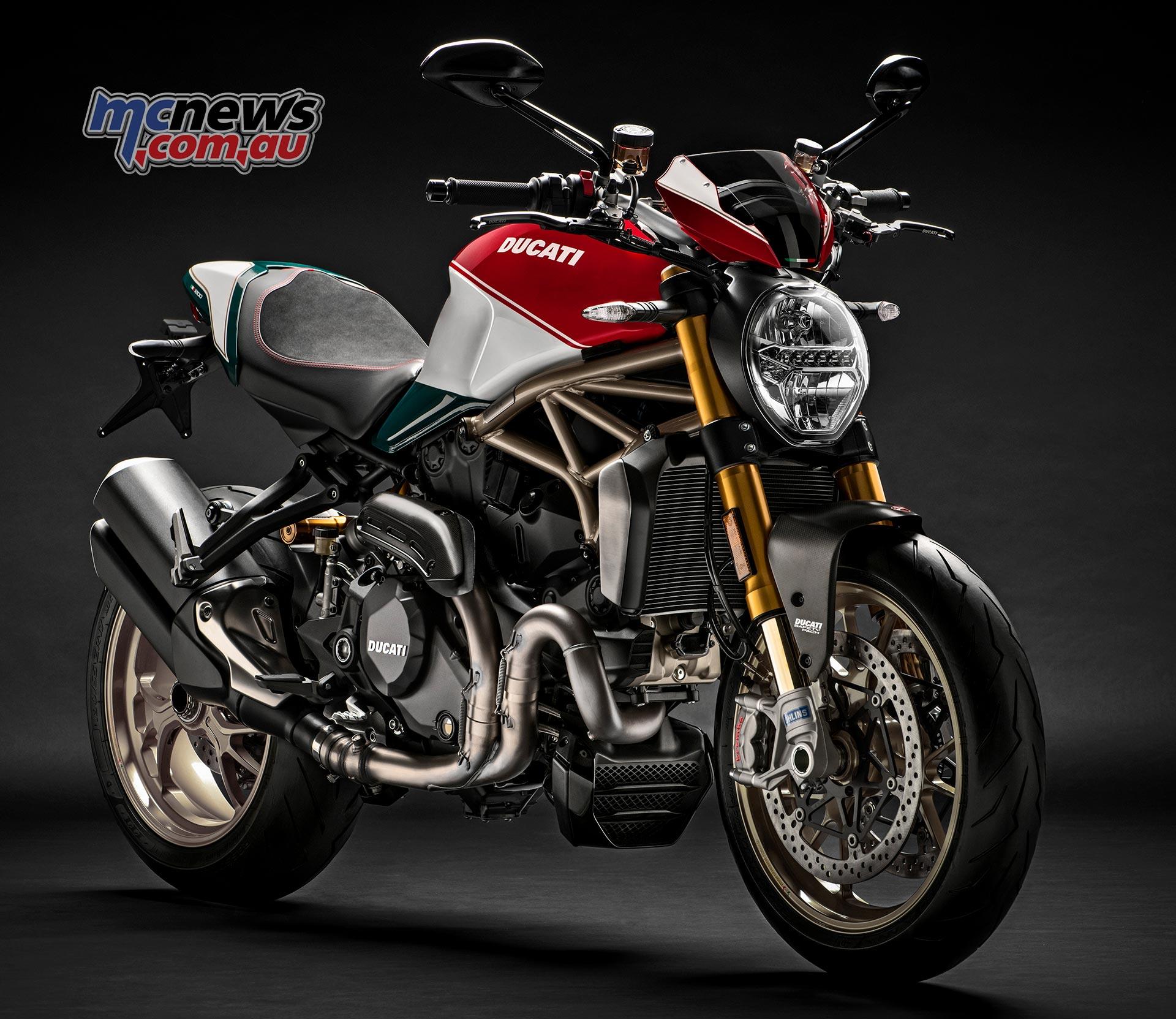 Ducati Monster 25th Anniversary Model