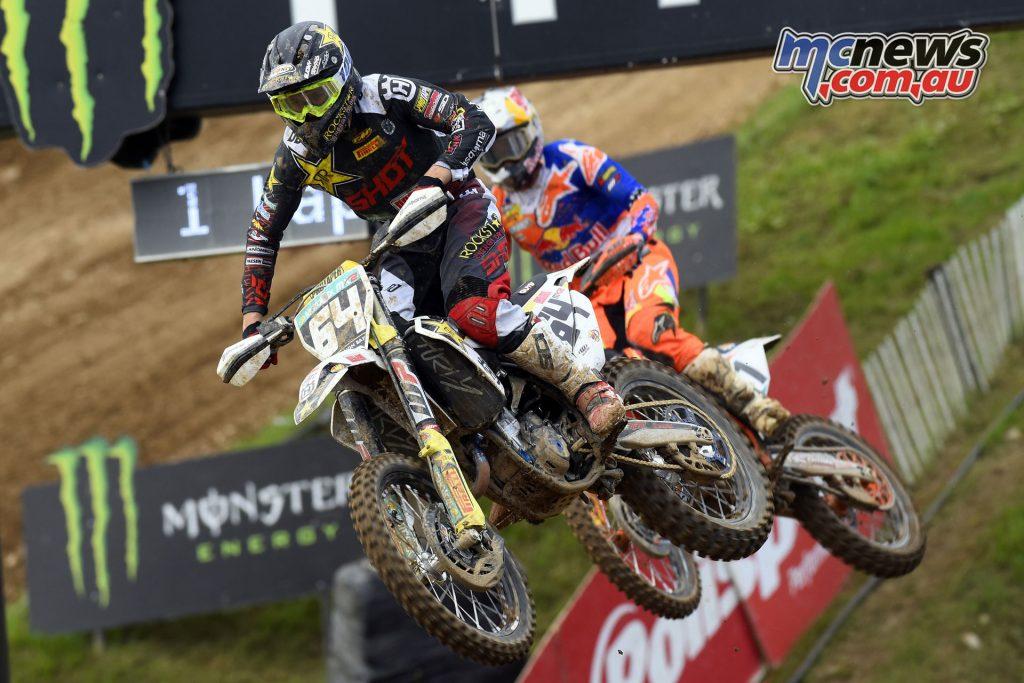 MXGP of France 2018 - Thomas Covington